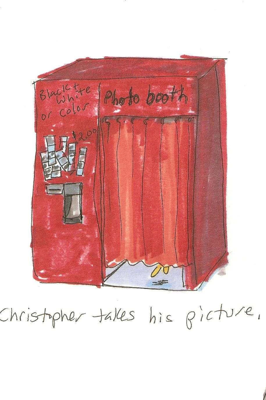 christopher photobooth
